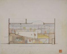 V. C. Morris Gift Shop   San Francisco, California. 1948-49   Architect: Frank Lloyd Wright