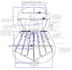 Chapitre 2 : la table d'harmonie - lutherie-guitare.org