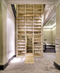 Ark Booktower - Rintala Eggertsson Architects