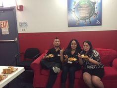 Italian Potluck @ Madame Tussauds New York #MTNY #Potluck