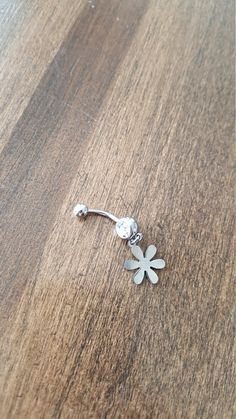 Piercing for navel flower yoga piercing Navel, Belly Button Rings, Piercing, Flower, Jewelry, Belly Button, Plant Stem, Stainless Steel, Flowers