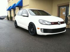 # Golf MK6 -GTI -White #