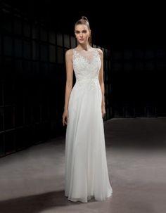 Robes de mariées - Maison Lecoq - robe n°24