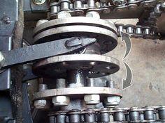 closeup of clutch