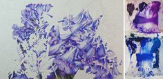 Jacaranda Painting - A Major Work in Watercolour - Heidi Willis Day And Time, No Time For Me, Textures And Tones, Heart And Mind, Big Picture, Botanical Illustration, Watercolour, Things To Come, Joy