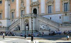 Fontane del Campidoglio Roma