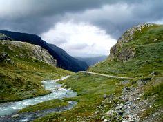 Hardangervidda, Norge