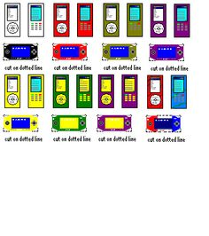lego decals(psp, Ipod, & cell phone) | Flickr - Photo Sharing!