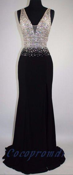 Mermaid Beading Prom Dress,Long Prom Dresses,Charming Prom Dresses,Evening Dress Prom Gowns, Formal Women Dress,prom dress,X106