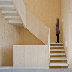 Galería de Casa de madera / MAATworks - 1
