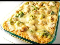 Chicken Broccoli Quinoa Casserole ~ easy peasy weeknight meal that everyone will love! | Tastefulventure.com