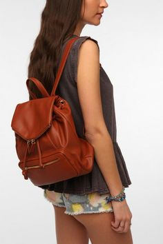 f481ba7a0d Urban Outfitters Kimchi Blue Envelope Backpack in Brown - Lyst Blue  Envelopes