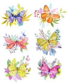 #janelane #janelaneillustration #illustration #watercolor #watercolour #butterfly #aquarelle #day #art #art_we_inspire #акварель #рисунок #бабочки #flower #floral #цветы #цветочки