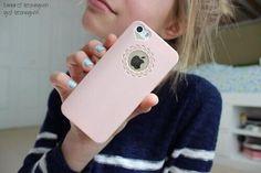Plain Light Pink Case