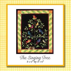 The Singing Tree Miniature Knotwork Kit by teresalayman on Etsy, $40.00