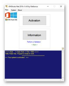KMS Auto Net 2017 v1.4.9 Activate Microsoft Office & Windows Free