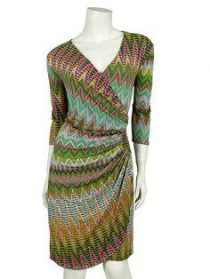 Damen Jerseykleid, multicolor von www.meinkleidchen.de