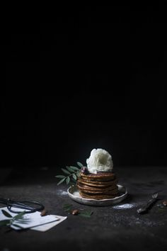 Pancakes by Zaira Za
