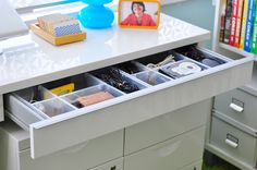 10 Habits of Highly Organized People from hearthandmadeuk