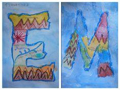 Kindergarten Art Class: ΕΝΑ ΔΙΚΟ ΜΟΥ ΝΗΣΙ... Name Activities, Little My, Blog