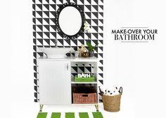 bathrooms Cupboards, Bathroom Inspiration, Magazine Rack, Bathrooms, Cabinet, Storage, Projects, Diy, Furniture