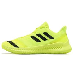 sneakers for cheap 24a3a 7986b HARDEN BE 2 - JAUNE BANANE - homme - ADIDAS - CHAUSSURES BASSES Adidas