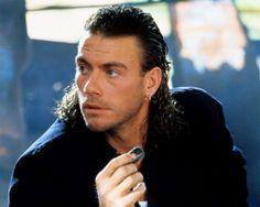 Jean Clude Van Damme in Hard Target.