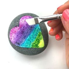 Learn about four creative and unique ways to decorate and paint rocks. These are easy and fun rock painting ideas for all ages.