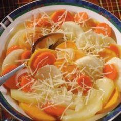 Autumn Vegetable Gratin | Food  - Home