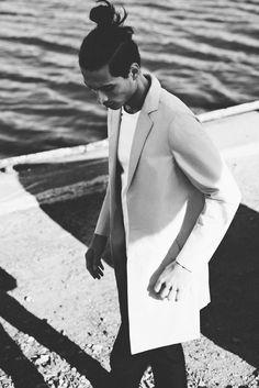 Samuji Man Spring Summer 2015 | Photographer Niko Mitrunen, stylist Minttu Vesala
