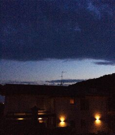 And if that mockingbird don't sing and that ring don't shine I'mma break that birdies neck I'd go back to the jewler  who sold it to ya and make him eat every carat  #picoftheday#evening#cealing#sky#addicted#hills#italy#italian#landscape#lights#shadows#mood#blue#clouds#may#darkness by giuliabonezzi
