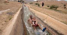 osCurve Brasil : Após anos de crise hídrica, Israel derrota a seca....