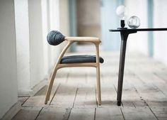 Haptic Chair - Furniture Design by Trine Kjaer