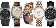 Pr�-B�le 2017 : 5 montres de luxe qui envoient du r�ve