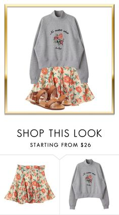 """""""...."""" by toocutewednesday ❤ liked on Polyvore featuring RED Valentino"""