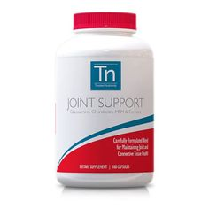 Trusted Nutrients Advanced Joint Support: 180 Veggie Caps - Potent Blend of Glucosamine, Chondroitin, MSM and Turmeric Trusted Nutrients