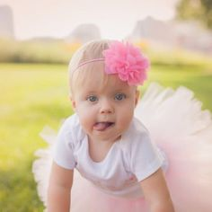 First Birthday Outfit Girl Cake Smash Outfit Girl Pink and Cake Smash Outfit Girl, Fabric Headbands, Baby Headbands, Carters Just One You, First Birthday Outfit Girl, Pink Tutu, Glitter Cards, Birthday Cake Toppers, Party Hats