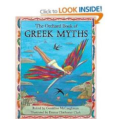 I'm really interested in greek mythology and I read this in class when I was younger,kinda want to relive that.