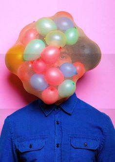 Photograph by Paulo Segadaes, pop art photography Foto Flash, Portrait Photography, Fashion Photography, New Retro Wave, Bizarre, Illustration, Weird And Wonderful, Pics Art, Art Plastique
