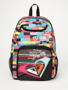 Shadow View Backpack by Roxy (love it) Preppy Clothing Brands f509fe599c2ff