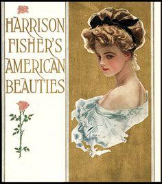 AMERICAN BEAUTIES  Harrison Fisher