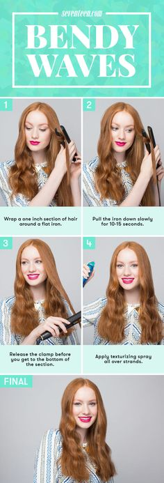 As #flawess as you want to look as you head back to school, it's not like you're going to get up hours early to primp (because sleep is just way too important!) So we came up with super easy hairstyles that will take you less than five minutes to throw together before you're running out the door. Even better, they work best on dirty hair so feel free to skip a day or two, or three...