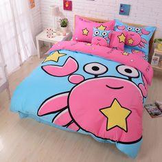 Luxurious Kids Children CREATEUR Unicorn Duvet Quilt Covers Bedding Sets