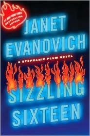 Sizzling Sixteen (Stephanie Plum Series #16) - Nice, light read that made me laugh, silly + full of suspense