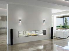 DESCUENTOS - OFERTAS - OUTLET Aplique LED moderno de interior en aluminio. Ahorro de energía. #iluminación #decoración
