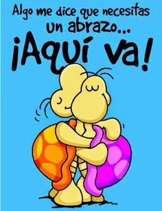 Un abrazo enorme!!!
