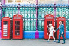 Bunte urban chic Hochzeit mit viel DIY von Denise Stock | Hochzeitsblog - The Little Wedding Corner