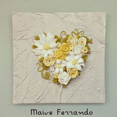 FIMO 50 World project tile from Maive Ferrando, Great Britain