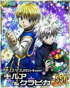 Kurapika & Killua