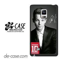 Louis Tomlinson DEAL-6656 Samsung Phonecase Cover For Samsung Galaxy Note Edge